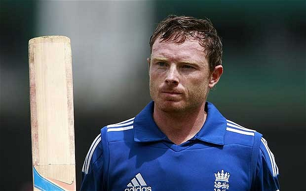 Ian Bell showed poise and finesse as England wrapped up the final game in India in convincing style (PC: The Telegraph)